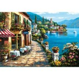 Puzzle Educa Overlook Cafe Sung Kim 1500 piese