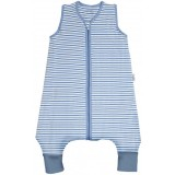 Sac de dormit Slumbersac Blue Stripes 2-3 ani 1.0 Tog