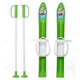 Schiuri copii Marmat 60 cm verde