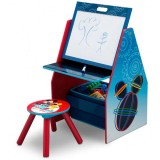 Set creatie si organizator Delta Children Mickey Mouse Activity Center