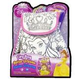 Gentuta de colorat Cife Color Me Mine City Bag Princess