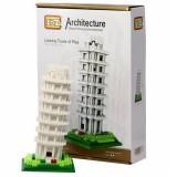 Jucarie de construit Loz Turnul din Pisa Architecture Nano