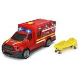 Masina ambulanta Dickie Toys City Ambulance SMURD cu accesorii {WWWWWproduct_manufacturerWWWWW}ZZZZZ]