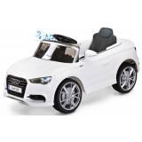 Masinuta electrica Toyz Audi A3 2x6V white
