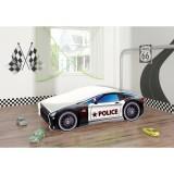 Patut tineret MyKids Race Car 03 Police 140x70