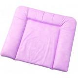 Saltea de infasat Easy Baby Easysoft 85x70 cm roz degrade