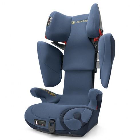 Scaun auto Concord Transformer X Bag denim blue cu Isofix