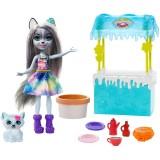 Set Enchantimals by Mattel papusa Hawna Husky, figurina Whipped Cream si accesorii {WWWWWproduct_manufacturerWWWWW}ZZZZZ]