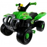 ATV Super Plastic Toys Green Army