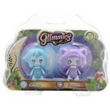 Figurine Giochi Preziosi Glimmies Celeste si Foxanne