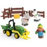Set tractor Biemme 43068 Johnny Deere