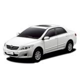 Masinuta Rastar Toyota Corolla 1:24 alb