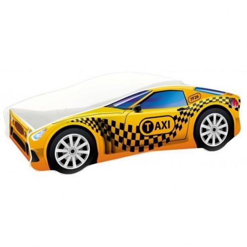 Patut MyKids Race Car 10 Taxi 160x80