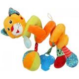Spirala cu jucarii Baby Mix Tiger