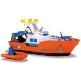Barca de salvare Dickie Toys Harbour Rescue DT-37 cu accesorii {WWWWWproduct_manufacturerWWWWW}ZZZZZ]