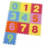 Covoras de joaca Knorrtoys Numbers puzzle