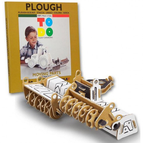 Joc creativ Todo 3D Plough