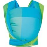 Marsupiu Womar Sling Be Close N17 Eko albastru verde