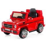 Masinuta electrica Chipolino SUV Mercedes Benz G65 AMG red