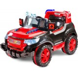 Masinuta electrica Toyz Patrol 2x6V red