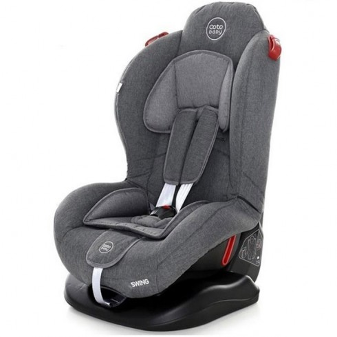 Scaun auto Coto Baby Swing melange grey new