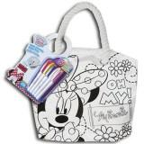 Gentuta Cife Color me mine rope bag Minnie Mouse