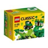 LEGO Classic Cutie Verde de Creativitate 10708