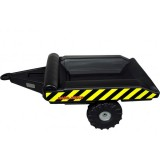 Remorca Super Plastic Toys Hard Truck