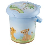Cos pampers cu clapeta Rotho Baby Design Style lion king