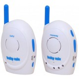 Interfon digital Baby Mix JLT-D1011 albastru