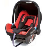 Scaun auto Babygo Traveller Xp red