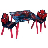 Set masuta si scaune Global Spiderman