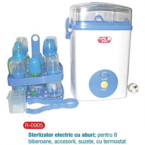 Sterilizator electric Primii Pasi cu aburi Tip 1