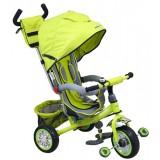 Tricicleta cu copertina Baby Mix 37-5 green
