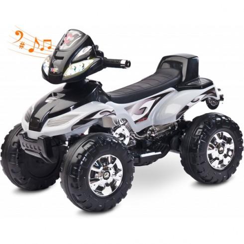 ATV Toyz Quad Cuatro 6V grey