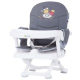 Inaltator scaun de masa Chipolino Lollipop graphite {WWWWWproduct_manufacturerWWWWW}ZZZZZ]