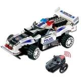 Masinuta de politie cu telecomanda Lixiang Toys LXY11C