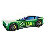 Patut MyKids Race Car 04 Green 140x70