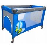 Patut pliabil R-Sport K2 albastru