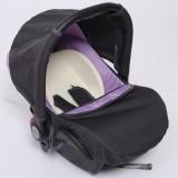 Scaun auto Baby Merc Junior graphite violet