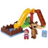 Set constructie Big Masha and the Bear Pool Fun 29 piese {WWWWWproduct_manufacturerWWWWW}ZZZZZ]