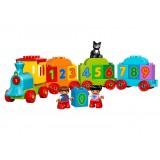 Trenul cu numere LEGO DUPLO (10847) {WWWWWproduct_manufacturerWWWWW}ZZZZZ]