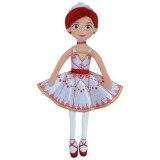 Papusa plus Fun House Felicie Ballerina