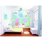 Tapet Walltastic Baby Under the Sea