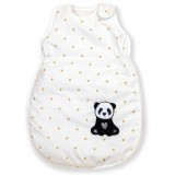 Sac de dormit Amy Golden Dot 86 cm Panda