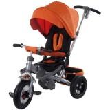 Tricicleta cu copertina si sezut reversibil Sun Baby Little portocaliu