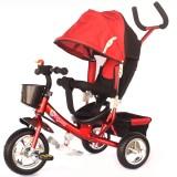 Tricicleta cu copertina Skutt Agilis red