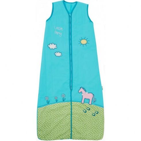 Sac de dormit Slumbersac Pony 18-36 luni 0.5 Tog