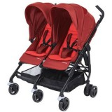 Carucior Maxi Cosi Dana For 2 vivid red