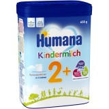 Lapte praf Humana Kindermilch 2+ de la 2 ani 650 g